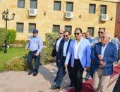 """وزيرا """"الصحة والبترول"""" يشاركان محافظ بورسعيد افتتاح  وحدة الجرابعة الصحية"""