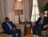 الخارجية: الحظر المفروض على المنتجات الزراعية على رأس لقاء الوزير السودانى
