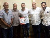 اتحاد بن قردان التونسي يطلب ضم حسام حسن لاعب كليوباترا