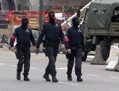 الشرطة البلجيكية تعتقل 18 مهاجرا غير شرعى فى حملة مداهمات