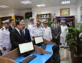صور.. وزير الداخلية يتفقد كليتى الدراسات العليا والتدريب والتنمية بأكاديمية الشرطة