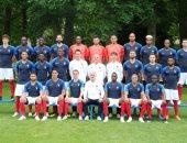 كأس العالم 2018.. نجوم منتخب فرنسا يلتقطون الصور الرسمية للمونديال