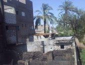 السيطرة على حريق اندلع بـ4 منازل بسبب انفجار إسطوانة بوتاجاز بغنايم أسيوط