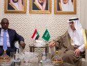 صور.. وزير الخارجية السعودى يبحث مع نظيره السودانى العلاقات الثنائية