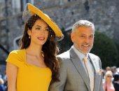 هل يتوسل جورج كلونى لزوجته أمل علم الدين لإنجاب المزيد من الأطفال؟