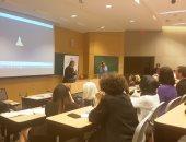 سفير مصر بأوتاوا يشارك فى فعالية المجموعة البحثية للدراسات العربية الكندية