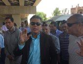 """""""الطرق والكبارى"""" تفتتح المرحلة الأولى من محور طما بسوهاج بعد إجازة العيد"""
