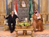ولى العهد السعودى يلتقى الرئيس عبد ربه.. ويؤكد: المملكة ستظل داعمة لليمن
