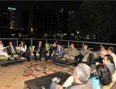 كبار الإعلاميين فى حفل الإفطار السنوى للسفارة السعودية بالقاهرة.. صور