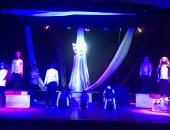 صور.. انطلاق مهرجان نوادى المسرح ال٢٧ بمسرح أوبرا ملك