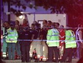 صور.. إصابة 5 أشخاص فى عملية دهس بمدينة مانشستر الإنجليزية