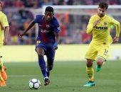 عثمان ديمبلي يثير القلق في برشلونة