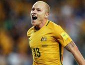 كأس آسيا 2019.. استبعاد موى المصاب من قائمة أستراليا