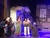 صور.. انطلاق المهرجان الختامى لفرق الأقاليم المسرحية بأكاديمية الفنون