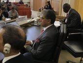 وزير البيئة يعرض جهود مصر فى التنمية المستدامة واستضافة مؤتمر التنوع البيولوجى
