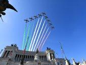 إيطاليا تحتفل بيوم الجمهورية فى ذكراه الـ72 - صور