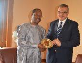 وزير القوى العاملة يلتقى رئيس إدارة الثلاثية والحوكمة بمنظمة العمل الدولية