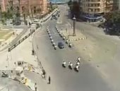 """موكب الرئيس السيسى يصل البرلمان لأداء """"اليمين الدستورية"""""""