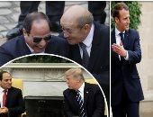 60 صورة للرئيس السيسى تعكس إنجازاته الخارجية × 4 سنوات