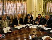 لجنة القوى العاملة بالبرلمان تطلب استدعاء 3 وزراء.. تعرف على السبب