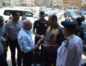 """محافظ بورسعيد: فرص عمل للشباب بشركات البترول وحقل ظهر """"صور"""""""