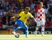 كأس العالم 2018.. نيمار يعلن تعافيه بهدف عالمي في أول ظهور بعد الإصابة