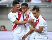 أهداف مباراة السعودية ضد بيرو 0/3 استعدادا لكأس العالم