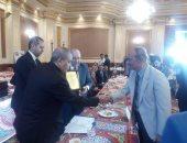 نادى مجلس الدولة يقيم حفل إفطاره السنوى بحضور رؤساء الهيئات القضائية
