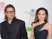 """هل براد بيت وأنجلينا جولى تجاوزا عن فكرة """"الطلاق""""؟"""