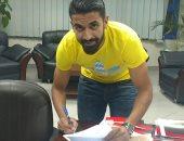 وكيله: عبد الله بكرى ينضم للأهرام لمدة 3 سنوات
