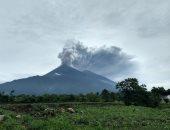 جواتيمالا تتأهب بسبب ازدياد نشاط ثلاثة براكين
