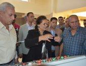 صور وفيديو.. محافظ البحيرة تفتتح التشغيل التجريبى لمشروع مياه الشرب بأبو حمص