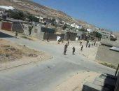 اشتباكات عنيفة بين الجيش الليبى وبقايا الإرهابيين بالمدينة القديمة فى درنة