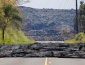 شوارع هاواى الأمريكية مهجورة بسبب ثوران بركان كيلاويا - صور