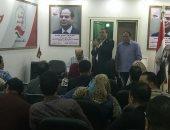 بالصور...انطلاق دورة المحليات التدريبية لائتلاف دعم مصر بالجيزة