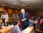 رئيس جامعة القاهرة: أسئلة حل المشكلات لا تستهدف معلومات وإنما طريقة التفكير