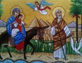 رحلة العائلة المقدسة فى المركز المصرى بالزمالك