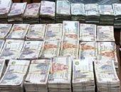 القبض على مسلحين بعد استيلائهم على 5 ملايين جنيه من مواطن أمام بنك