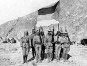كل ما تريد معرفته عن الثورة العربية فى ذكراها الـ 102