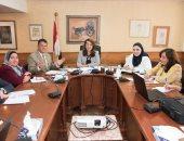 وزيرة التضامن تبحث مع بعثة اليونيسيف مشروع تطوير الطفولة المبكرة