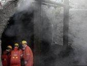مقتل 5 عمال فى حريق بمنجم للنحاس بجنوب أفريقيا