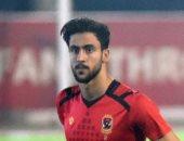 أحمد علاء يبدأ رحلة التأهيل من الرباط الصليبى فى جهاز الرياضة
