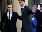 ماكرون يزور كندا لتعزيز العلاقات قبل قمة الدول الصناعية الكبرى