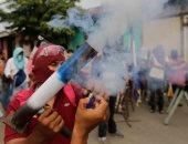 صور.. انتشار المسلحين بشوارع نيكاراجوا عقب مقتل شخصين برصاص قوات الأمن