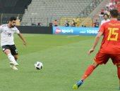منتخب مصر يخسر بثلاثية أمام بلجيكا فى آخر وديات الفراعنة قبل كأس العالم
