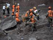 جواتيمالا تناشد واشنطن منح رعاياها غير الشرعيين حماية مؤقتة بسبب كارثة البركان