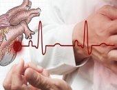 اعراض الجلطة القلبية اهمها ألم الصدر