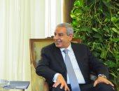 وزير التجارة يبحث مع مدير بنك التنمية الأفريقى المشروعات المستقبلية بمصر
