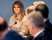 """ميلانيا ترامب تناقض سياسات زوجها: """"أكره رؤية الأطفال ينفصلون عن أسرهم"""""""