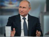 بوتين: نأمل أن تتحسن العلاقات.. والكرة فى ملعب واشنطن